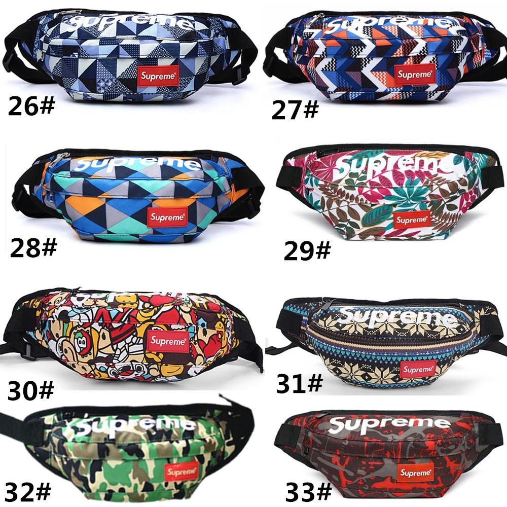 5aa4c713 INSTOCK‼ Supreme Sling Bag Waist Pouch Crossbody Shoulder Bag [CNY SALES!]  | Shopee Singapore
