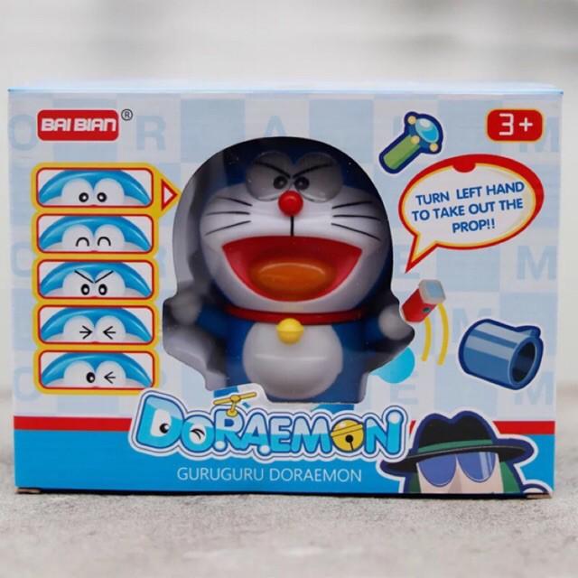 Creative Treasure Bag Doraemon Toy Secret Props Can Change Face Reduce Pressure   Shopee Singapore