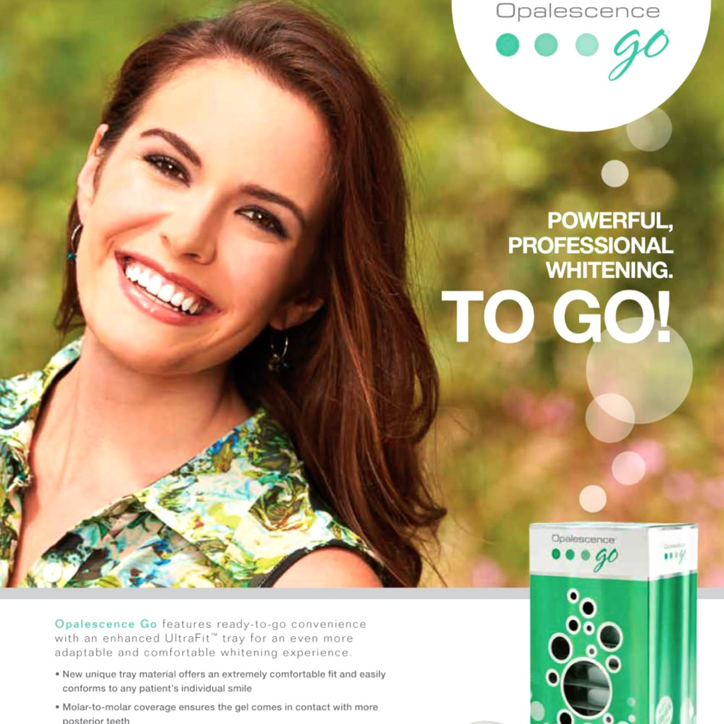 Tooth Whitening Opalescence Go 15 Usa Shopee Singapore