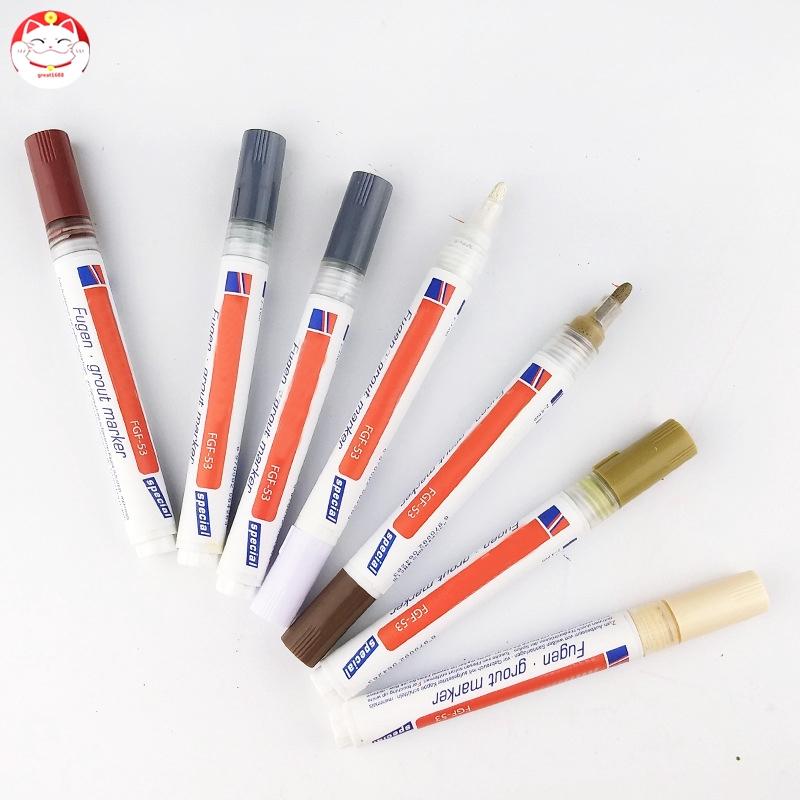Tile Grout Coating Marker Home Wall Floor Tiles Gaps Professional Repair Pen DE