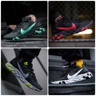 new arrivals professional sale low cost Nike React Element 55