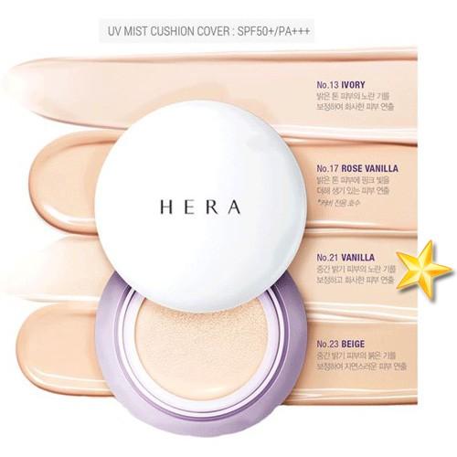 Hera Uv Mist Cushion Cover C21 Vanilla Cover