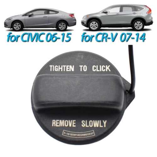 For Honda Civic CRV Accord Odyssey Crosstour Gas Tank Fuel Cap 17670-T3W-A01 Car