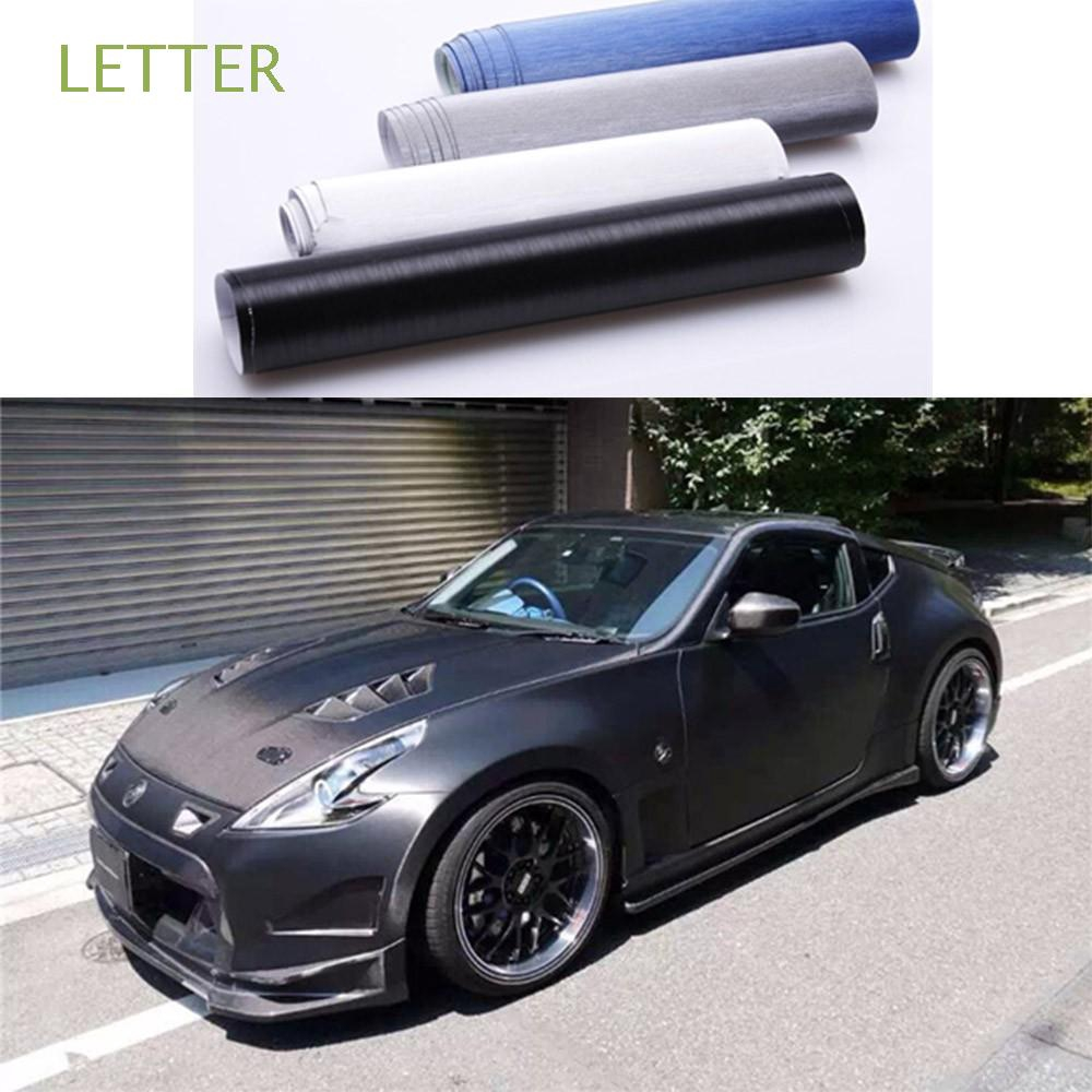 4D Pro Grade Matte Black Carbon Fiber Vinyl Wrap Roll Bubble Free Air Release