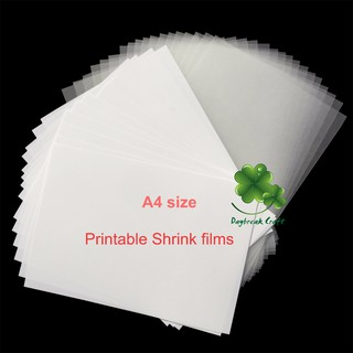 photo about Printable Plastic Sheet referred to as 5desktops/good deal Printer Inkjet Shrinks movie Plastic Sheet Do-it-yourself