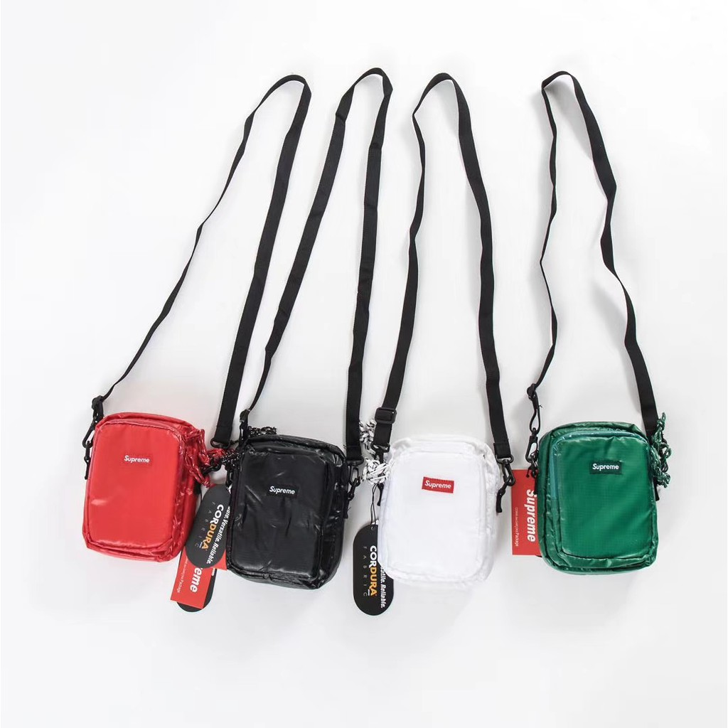 Supreme Sling Bag Shoulder Bag For Men | Shopee Singapore