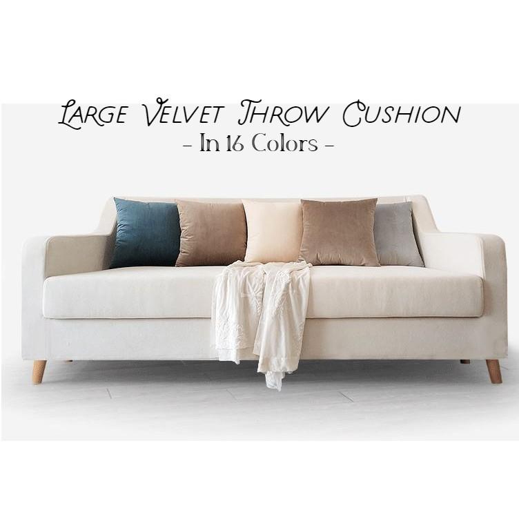 Solid Colors Luxury Velvet Fabric