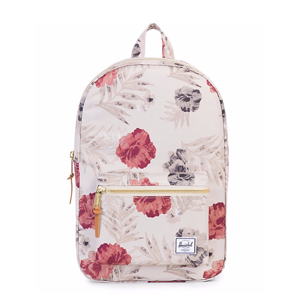 bdfac176c18 HERSCHEL SUPPLY POP QUIZ BACKPACK (FLORAL JUNGLE BLUE)