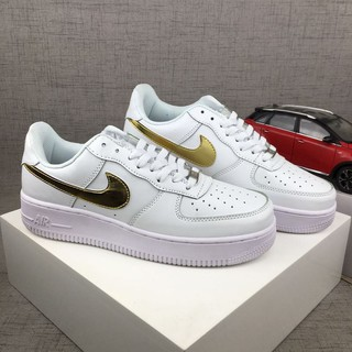 Ready stock 2018 new desigin  OFF WHITE X Nike Air Force 1 AF1 pure ... f7f3240e4fc00