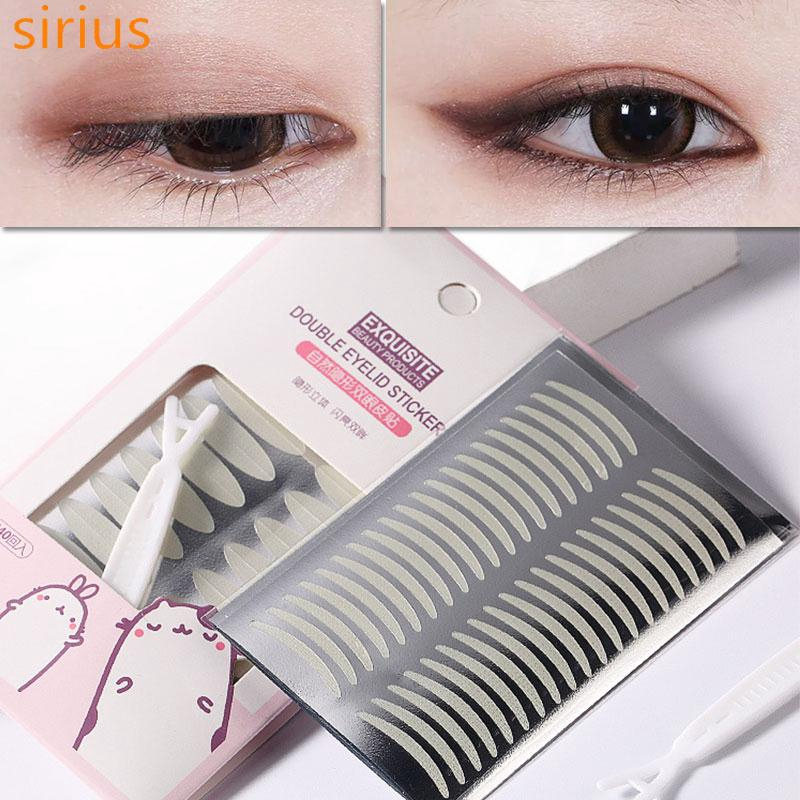 YINAIER Eyelid Patch Magic Eye Makeup Breathable Double