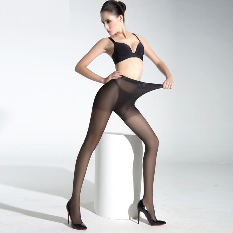 6e1845efa95  3  Yu Zhaolin summer with double thin silk stockings pantyhose core spun  silk s
