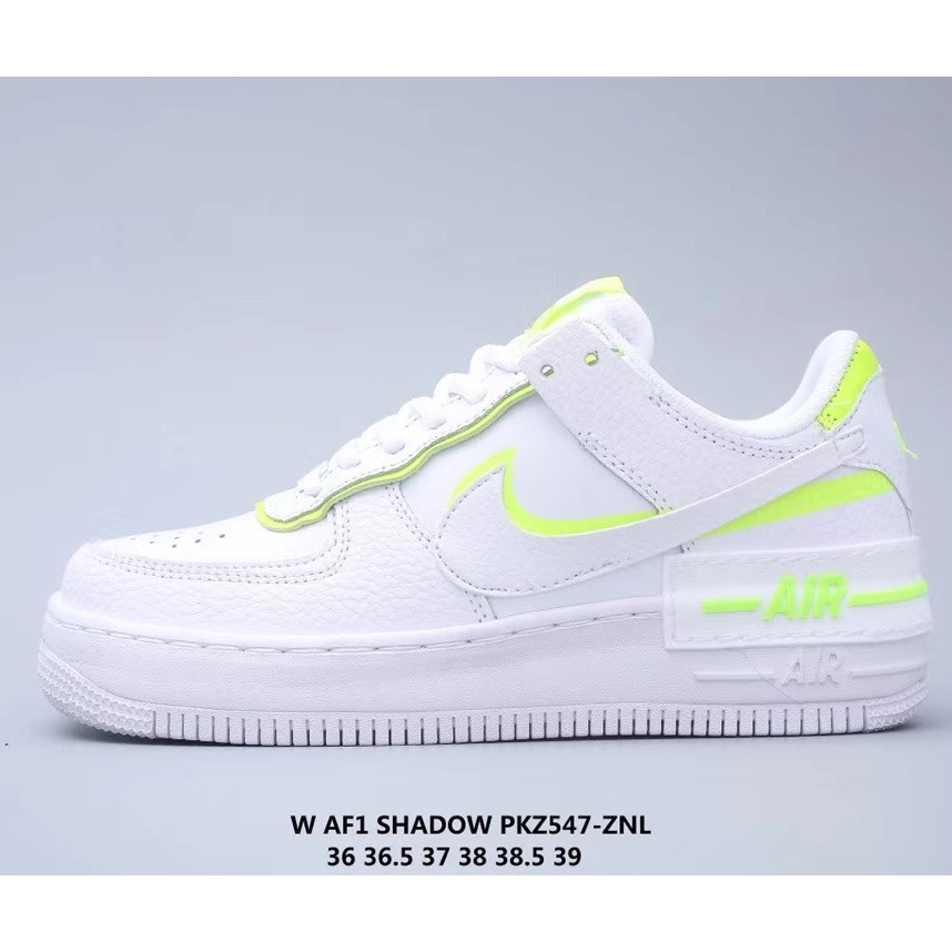 Nike Air Force 1 Shadow Pkz547 Znl White Yellow Shopee Singapore Shop our range of nike air force 1 online at jd sports ✓ express delivery available ✓buy now, pay later. shopee