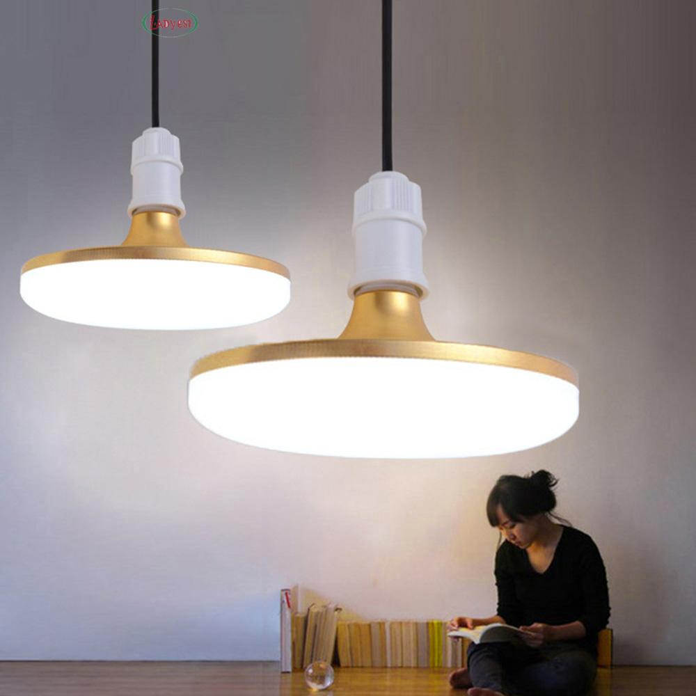 Stylish Bright Living Room Bulbs Lamp Lighting Bulb Ufo Ceiling Energy Saving Led 15 20 30 40 50 60w Light