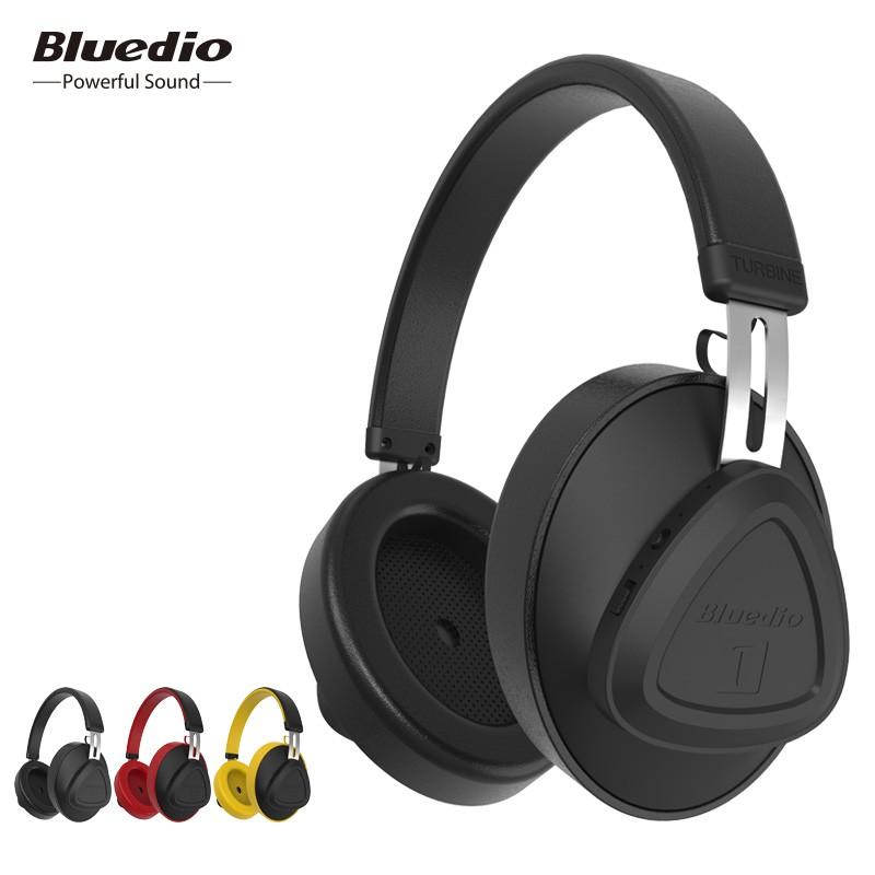 c3b30ced0a2 Bluedio F2 Headphone Bluetooth Headset ANC Business Wireless Mic Over Ear  MFCase   Shopee Singapore