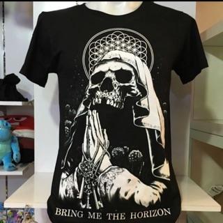 Bring Me The Horizon t-shirt homme camouflé