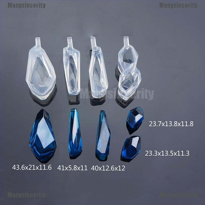 UV Resin Epoxy Resin DIY Jewelry Making transparent clear ornam FY