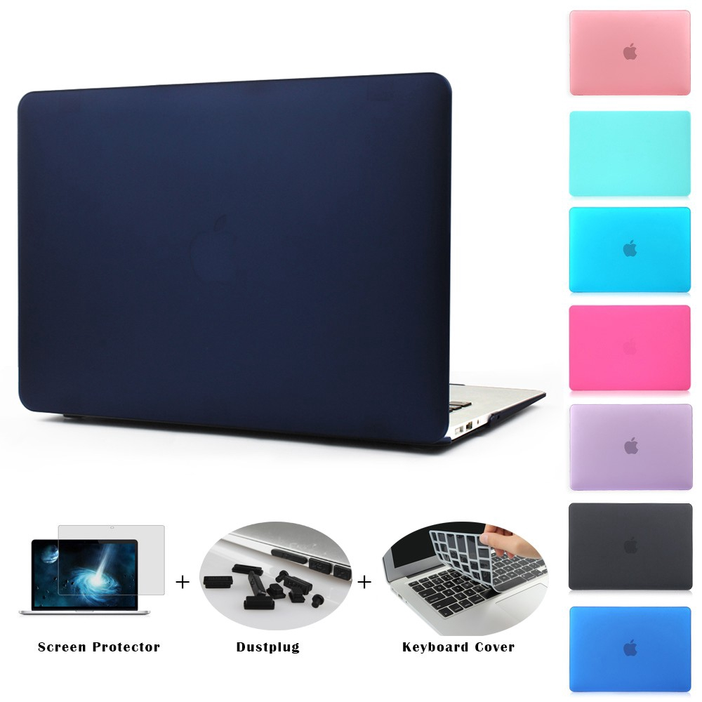 New Macbook Pro 2016 2018 With Touch Bar Keyboard Protector Shopee Silicone 14 Inch Singapore