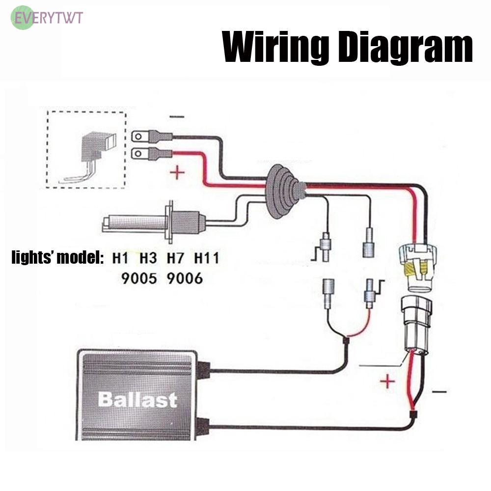 on h3 hid ballast wiring diagram