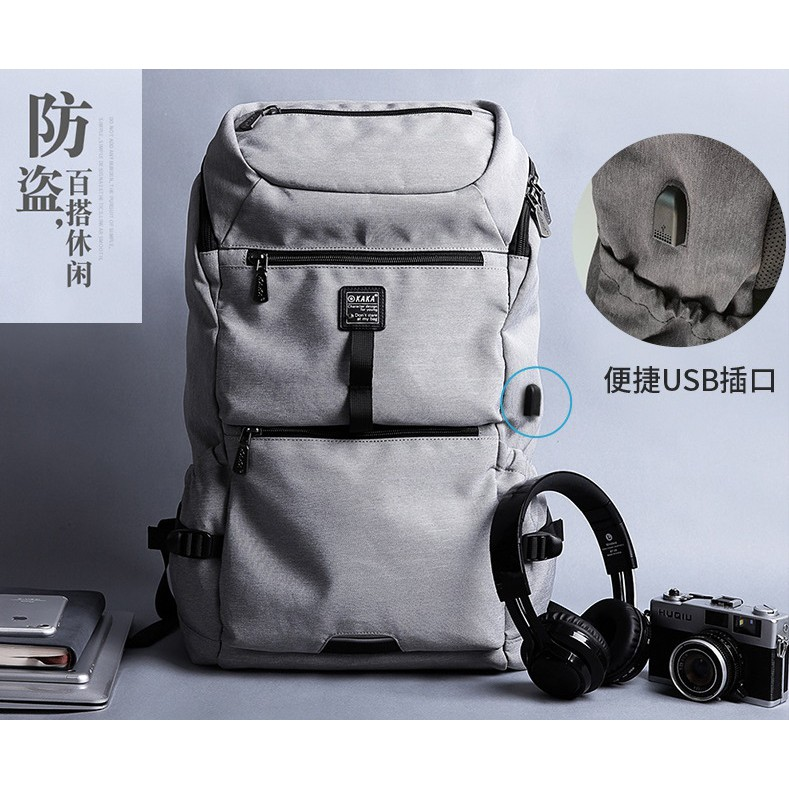 Kingsons Brand New Backpack for Men Women Digital DSLR Photo Padded Backpack  with Rain Cover  a3287d3299b6e
