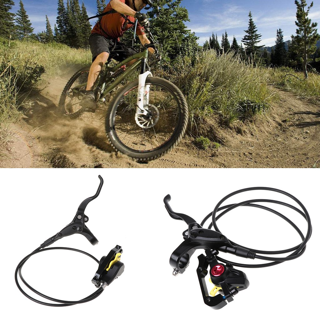2pcs Universal Full Aluminium Road Mtb racing bicycle Hand Brake Lever kit part