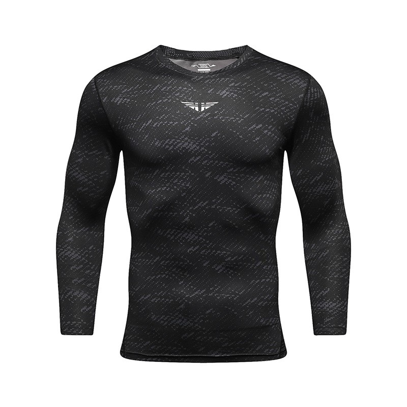 Champion Men/'s Double Dry Compression T-Shirt Long-Sleeve Athletic Baselayer Tee