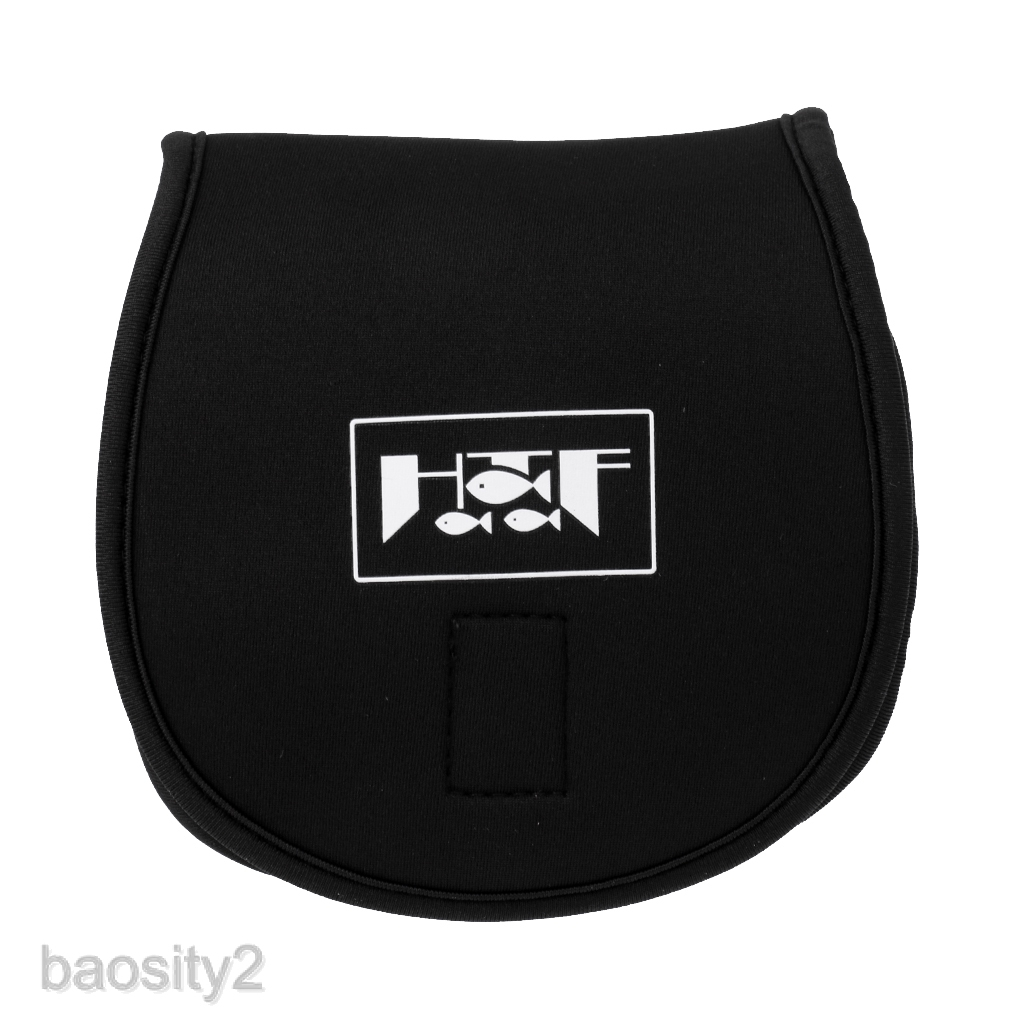Neoprene Fishing Reel Bag Pouch Shockproof Spinning Reel Cover Protector