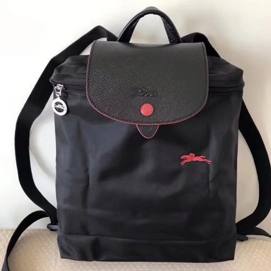 Longchamp Le Pliage Backpack Black 1699 089 001  23034cb86a929