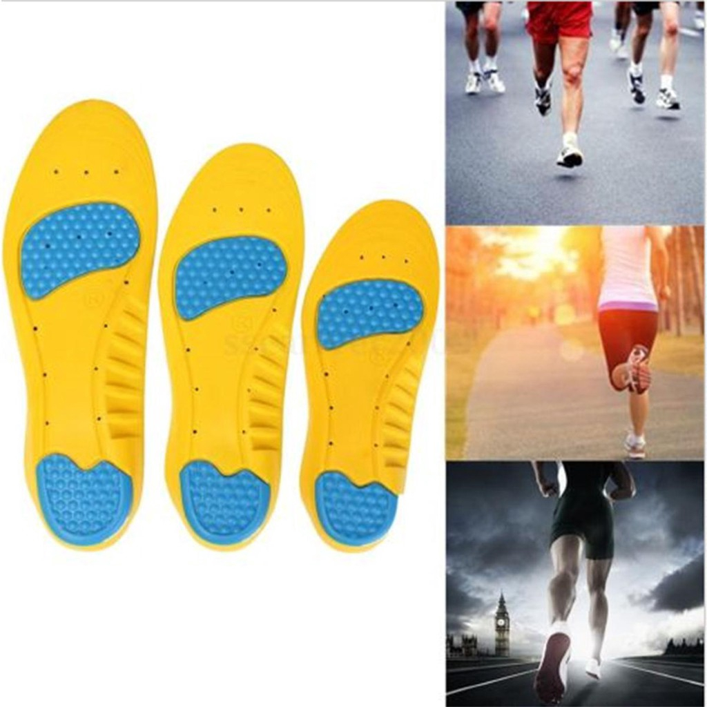 Memory Foam Orthotics Shoe Insoles Arch Pain Relief Insert Pad Foot Care Cushion