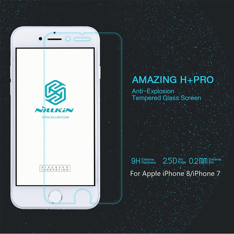 Nillkin 0.2mm glass for Samsung Galaxy A8 Star Anti-Explosion screen protector   Shopee Singapore
