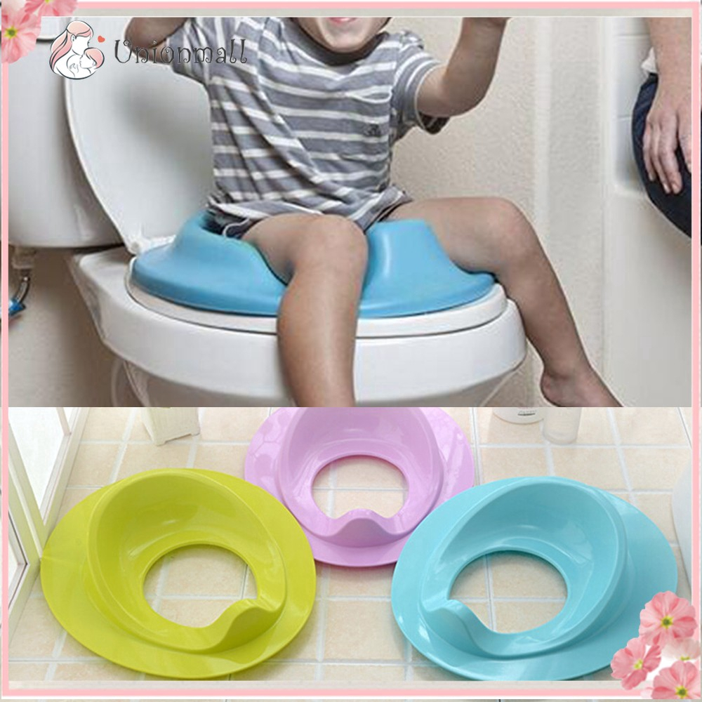 "Disposable Toilet Seat Cover 24pcs Potty Training 26""x26"" Non-Slip Waterproo"