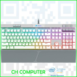 CORSAIR K70 RGB MK 2 SE RAPIDFIRE Mechanical Gaming Keyboard