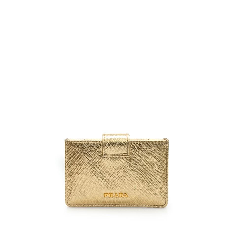 849ae6e5dc77 Prada Saffiano Metal French Flap Wallet (Bluette)   Shopee Singapore