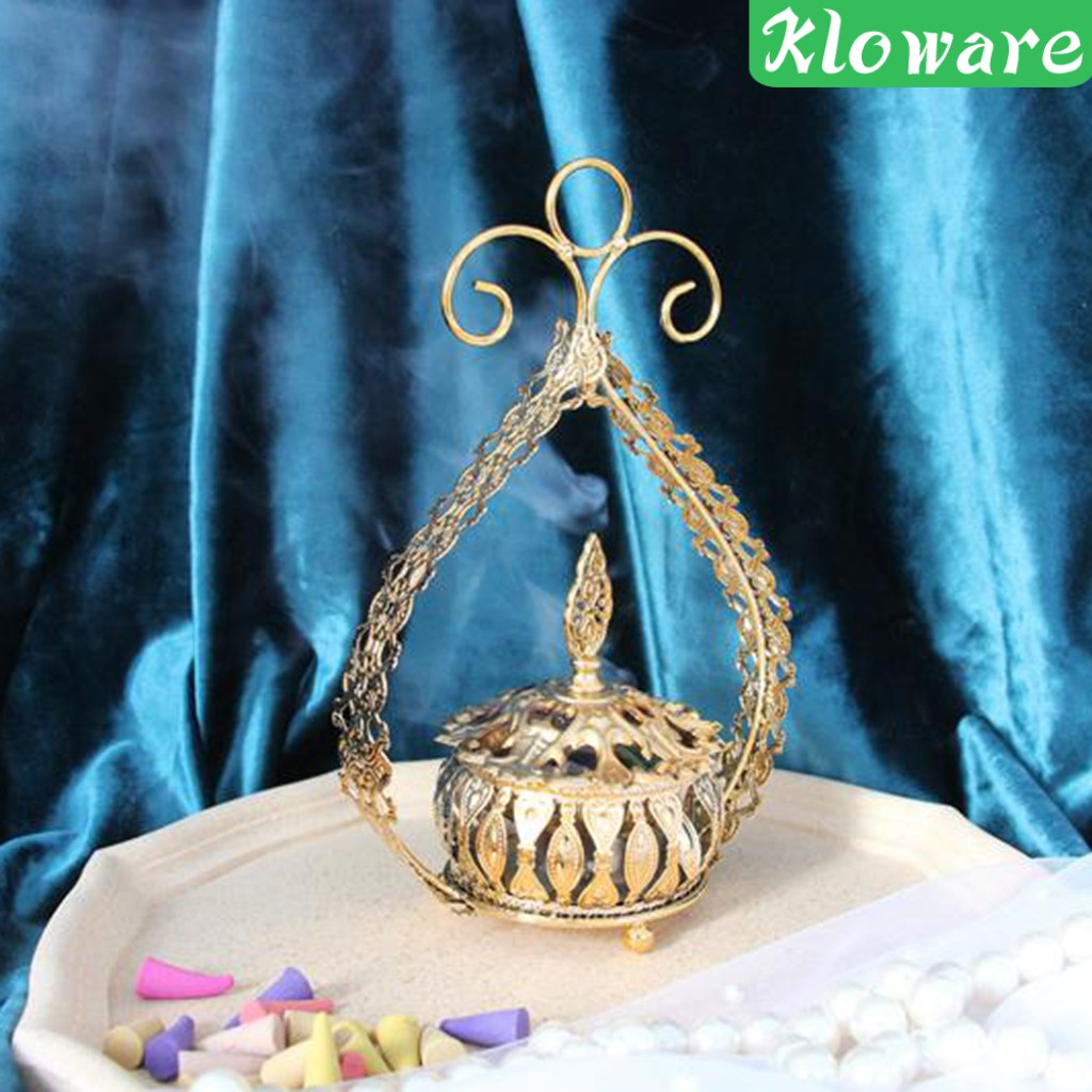 Kloware Incense Burners Censer Buddhism Incense Holder Study Tea House Yoga Studio Shopee Singapore