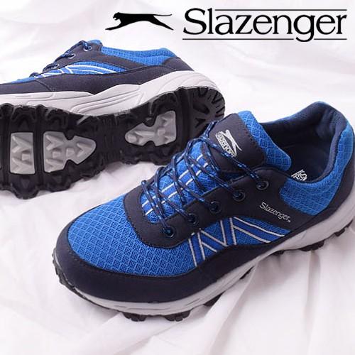 [Slazenger] Slazenger New Arrival Korea Fashion Unisex Shoes SL-285 Blue