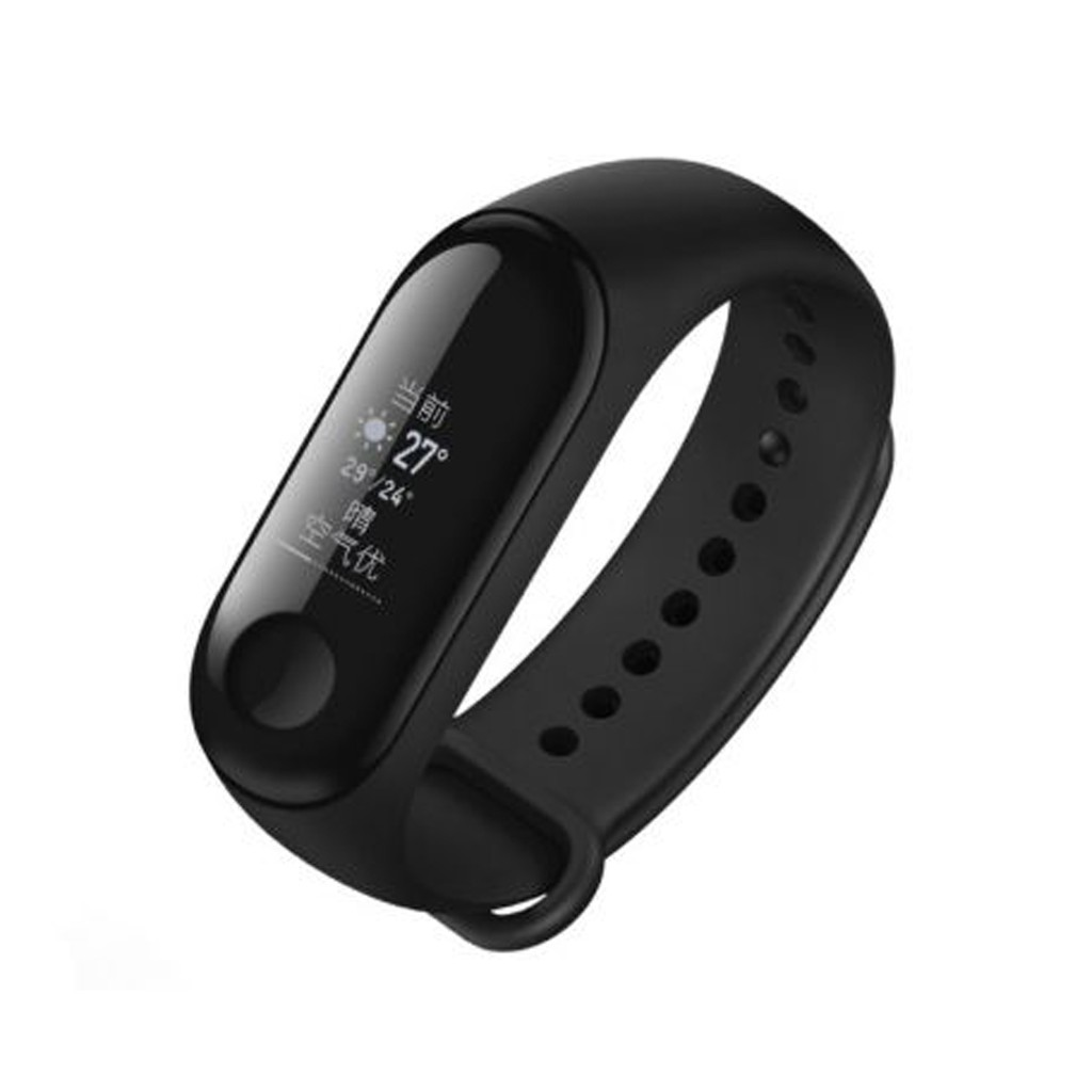 Replacement Silicone Camouflage Army Style Band Strap For Xiaomi Mi Band 3 | Shopee Singapore