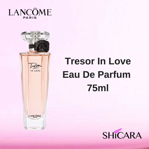 Eau In De Love Tresor Lancome 75ml Parfum WH2IED9