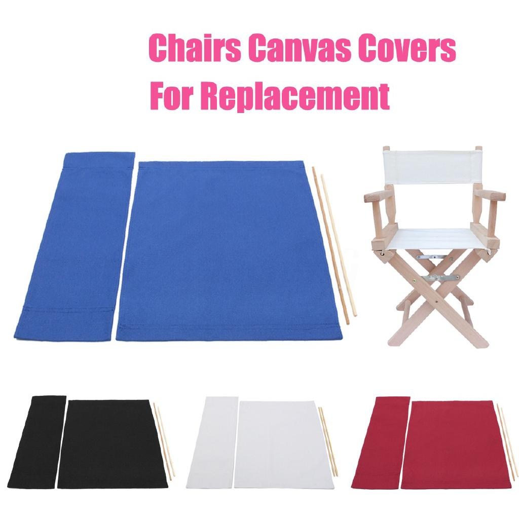 Awe Inspiring Film Waterproof Casual Directors Chairs Replacement Canvas Seat Outdoor Garden Creativecarmelina Interior Chair Design Creativecarmelinacom
