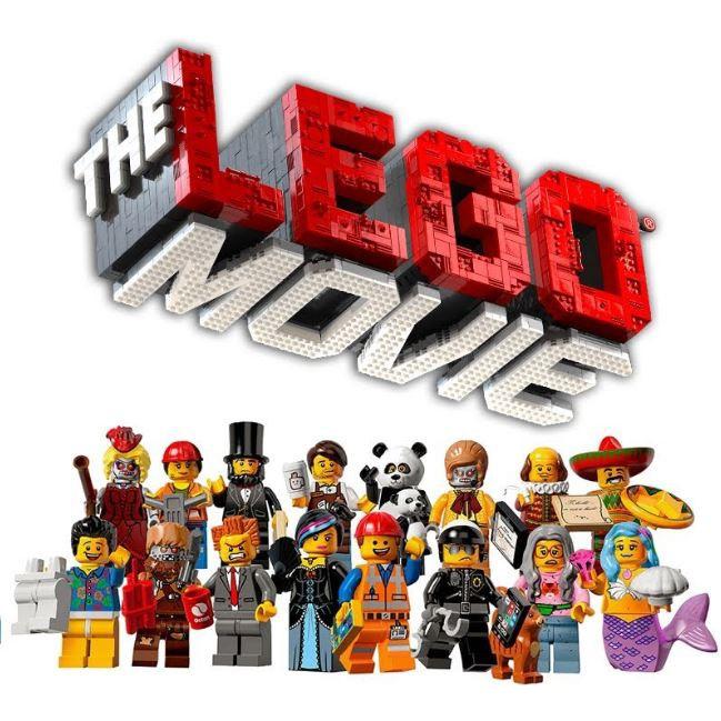 Sealed Tansh Lego 71004 Lego Movie Minifigures Complete Set Of 16 Shopee Singapore