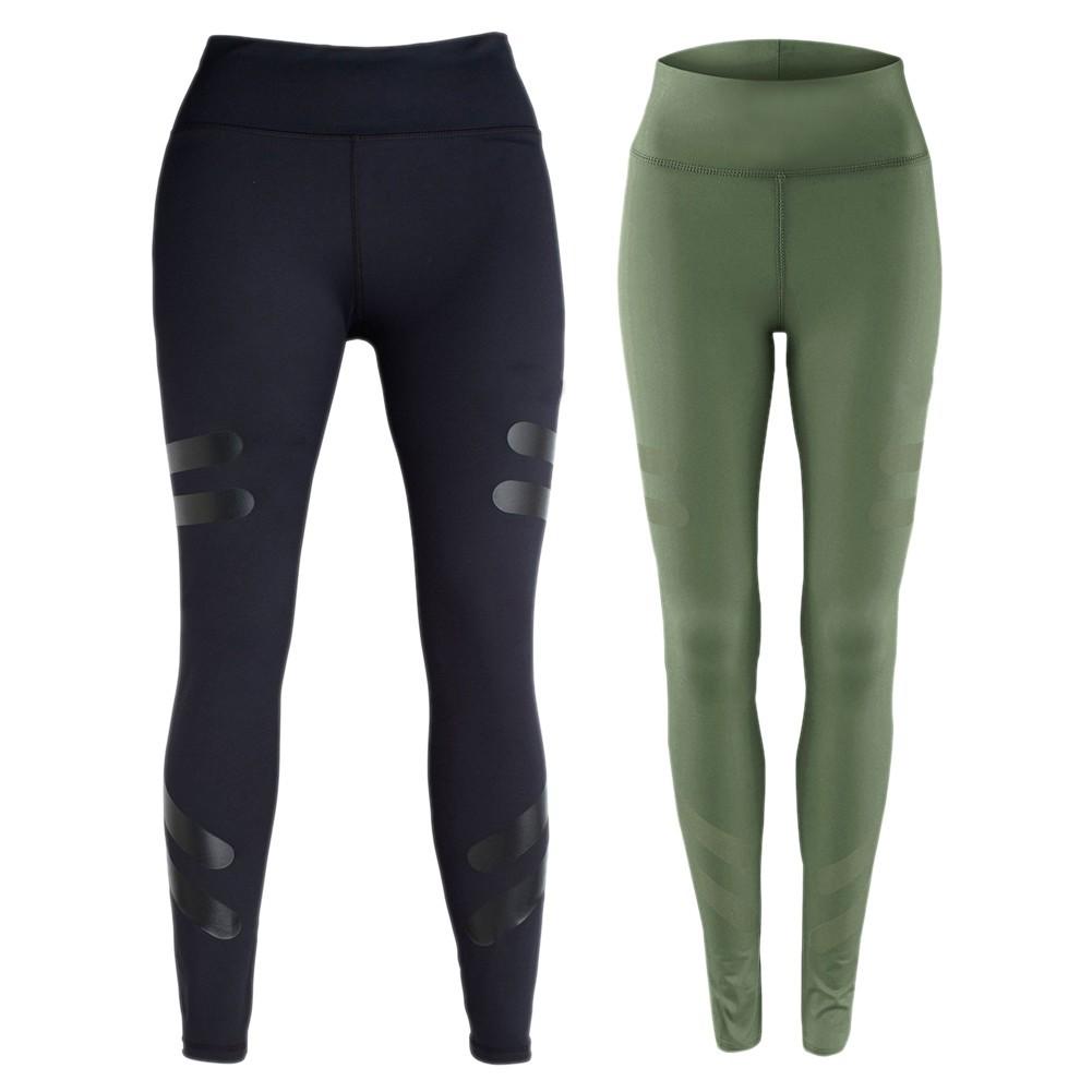 Women Sports Running Yoga Pants Leggings Fitness