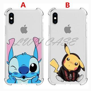 EWAU Pikachu Silicone Phone Case