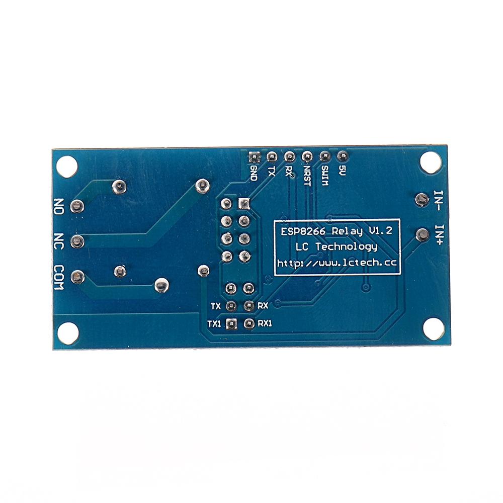 Upgrade 12V ESP8266 WiFi Relay IoT Smart Home Phone APP