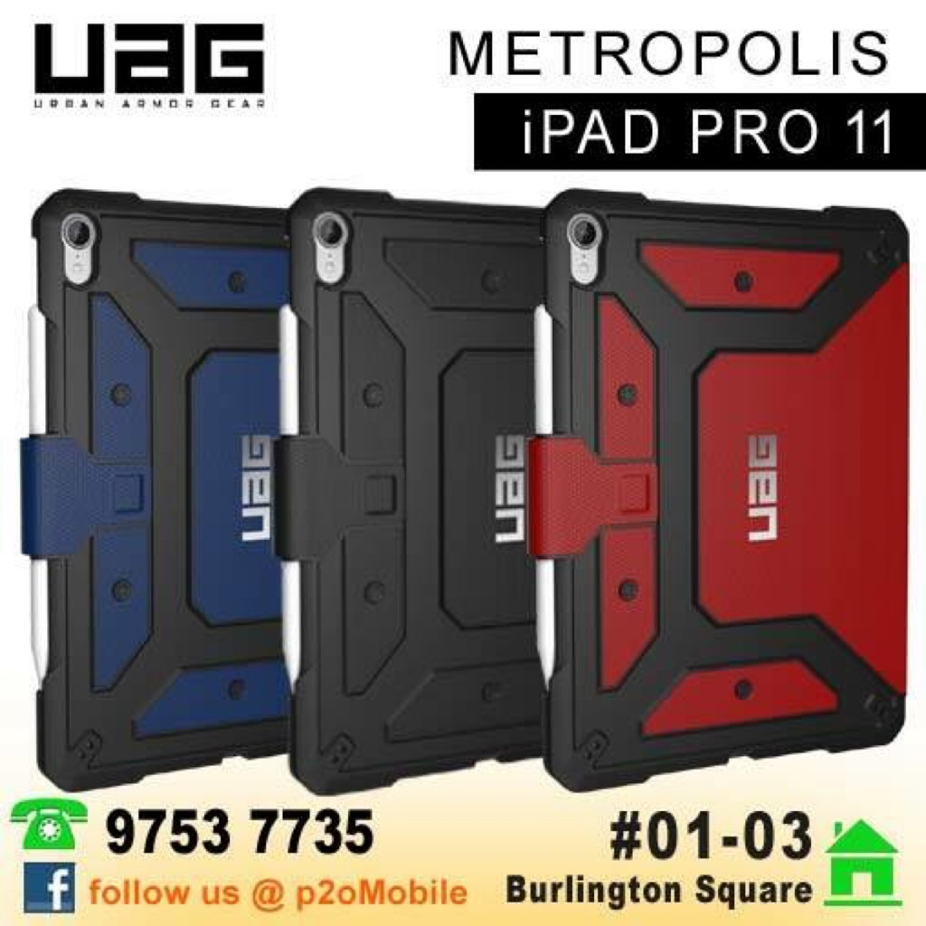 best loved 58cde 04f04 UAG Metropolis for iPad Pro 11