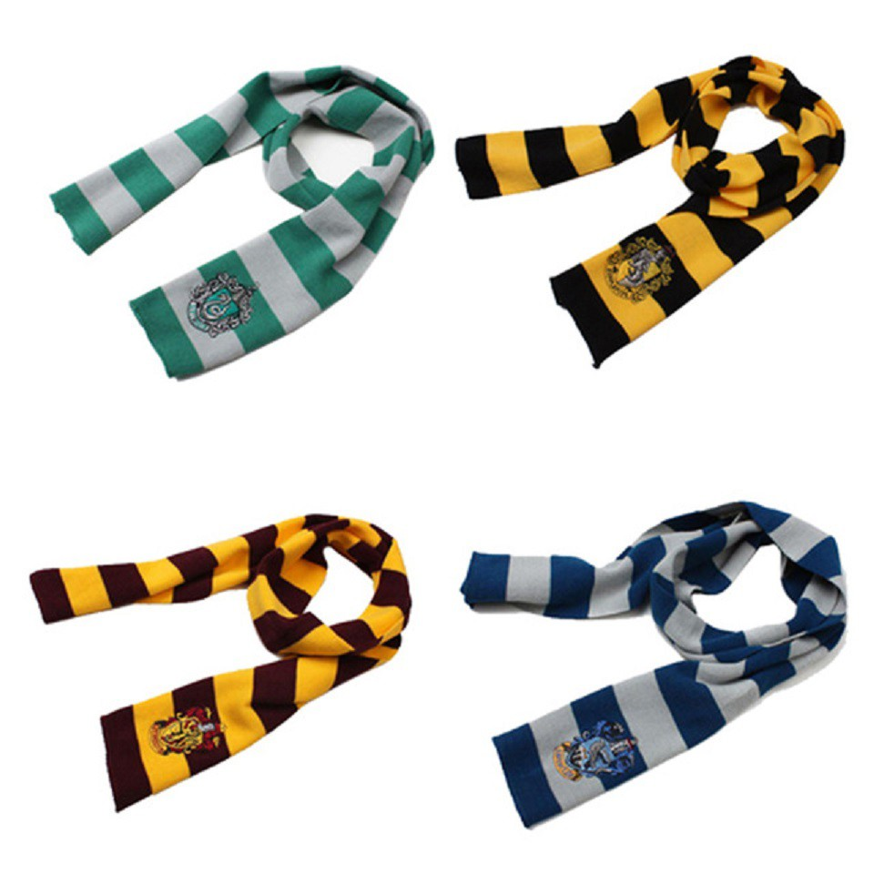 5PC Harry Potter Costume Kid Dress Gryffindor Slytherin Hufflepuff party Cosplay