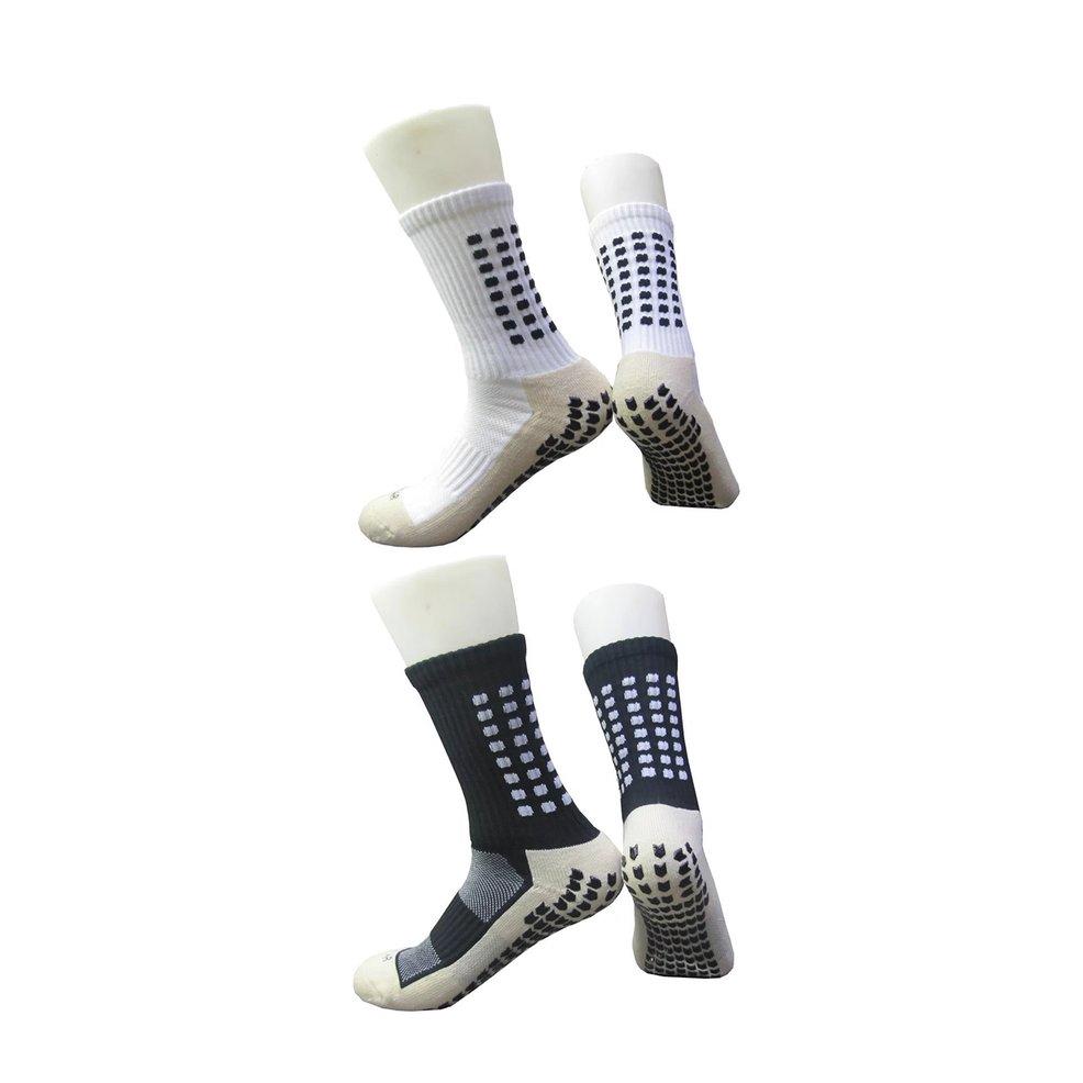 9f226b89e top☣2Pairs Trusox Tocksox Style Football Soccer Sports Socks Anti Slip |  Shopee Singapore