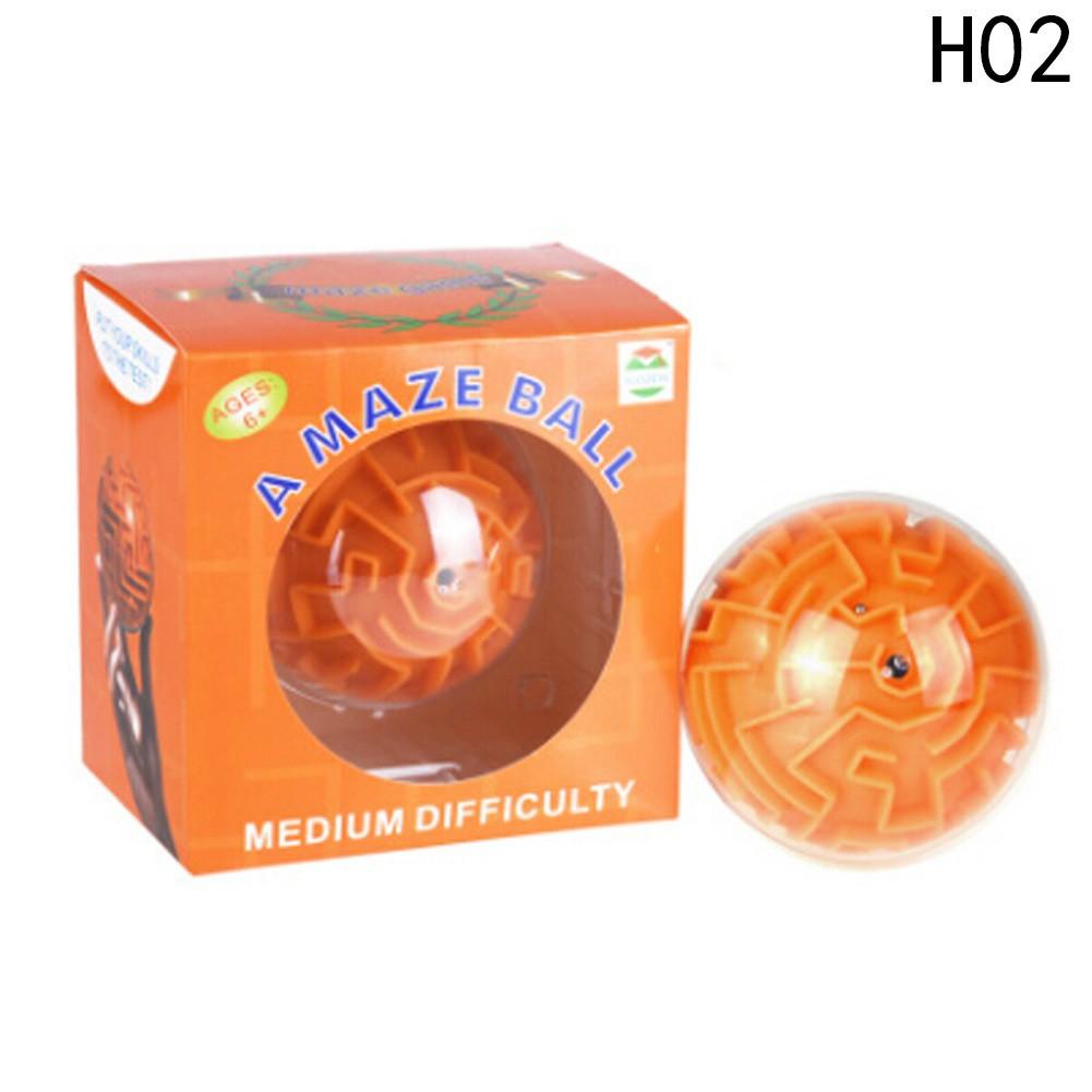 Chilan Maze Ball Children Maze Game Brain Teasers Game Magic 3D Maze ball