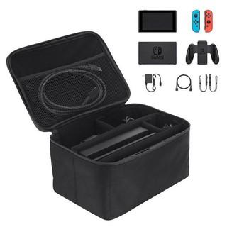 Nintendo Switch Case Travel Storage Carrying Bag Black