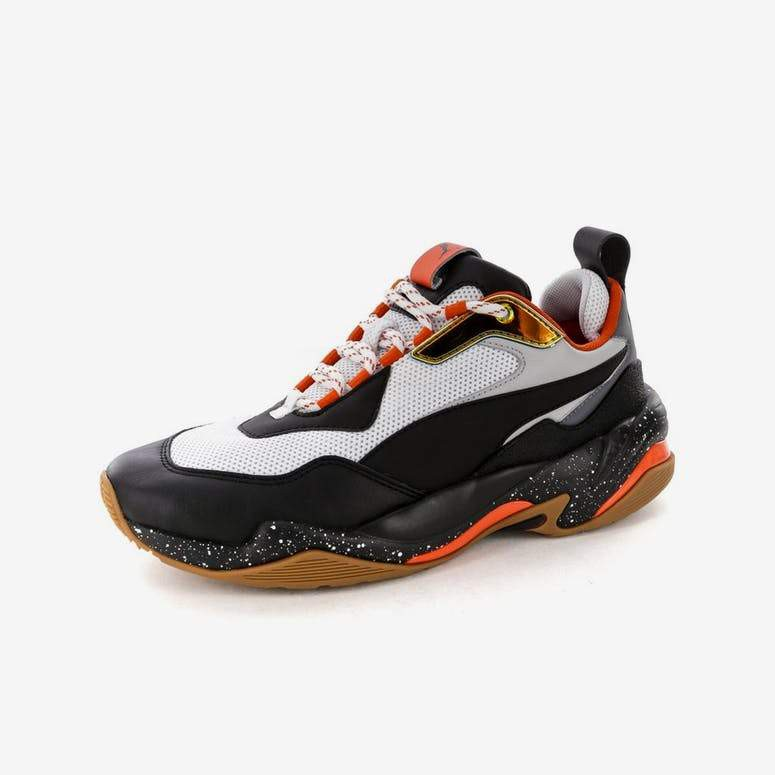 Puma Thunder Spectra Black Orange