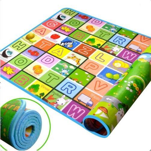 Kids Floor Foam Crawl Mat Children