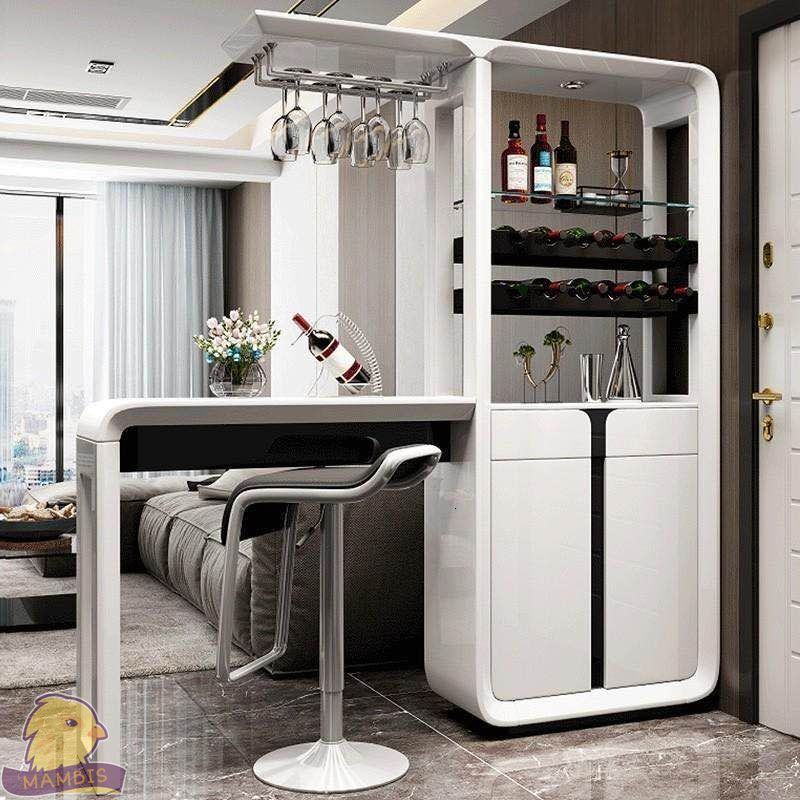 Nordic Wine Bar Partition Shoe Modern, Dining Room Wine Bar