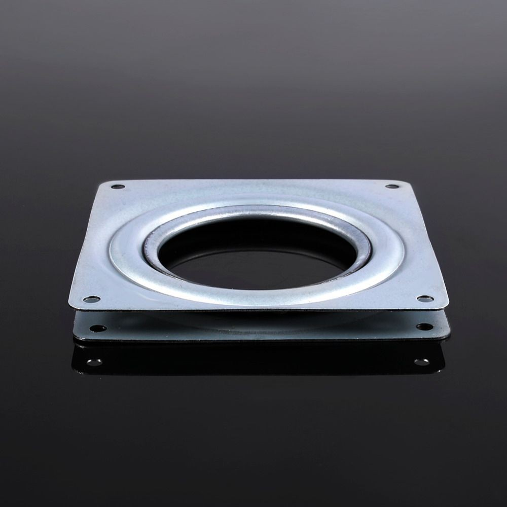 New Bearing Swivel Plate Rotary Dining